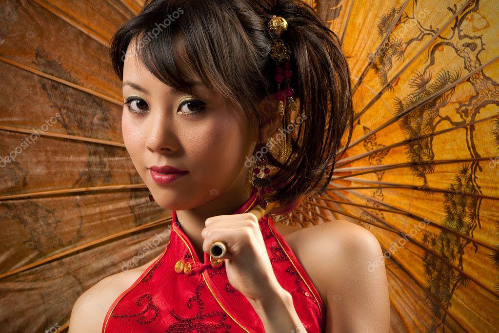 Китайские девки