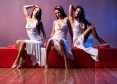 Triplets — Stock Photo