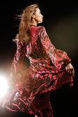 Studio fashion — Stock Photo