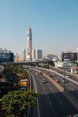 Baiyoke Sky - View of modern Bangkok — Stock Photo