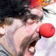Stock Photo: Madness Clown