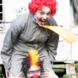 Stock Photo: Clowning Around