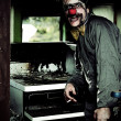 Mr Bungle The Kitchen Clown - Stock Photo
