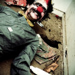 Mr Sleepy The Creepy Clown - Photo