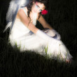 Enchanted Angel — Stock Photo