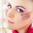 Makeup — Stock Photo #10065290