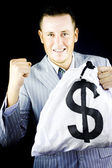 Success brings wealth — Foto Stock