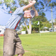 Need Golf Lessons — Stock Photo