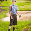 Golf Is The Sport — Stock Photo