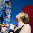 Stock Photo: Fair Affair