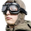 Pilots Portrait - Stock Photo