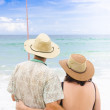 Royalty-Free Stock Photo: Senior Couple On Holiday
