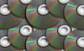 Pile Of Discs — Stock Photo