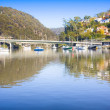 Launceston Harbour - Stock Photo