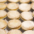 Tray Of Mince Pies - Stock Photo