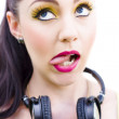 Crazy About Music — Stock Photo #10589228