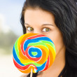 Candy Craze - Stock Photo