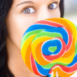 Sugar High - Stock Photo