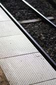 Platform Particulars — Stock Photo