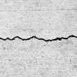 Concrete Cracks - Stock Photo