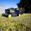 Lawn Mower — Stock Photo #10610457