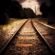 Stockfoto: Train Tour Of Darkness