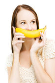 Going Fruity And Bananas — Stock Photo