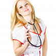 Health Care Practitioner — Stock Photo