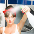 Royalty-Free Stock Photo: Spray Bottle Cleaner