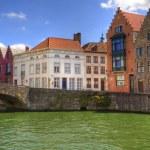 Bruges, Belgium — Stock Photo