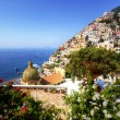 Positano, Amalfi Coast, Italy — Stock Photo
