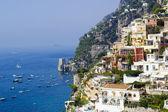 Positano, Amalfi Coast, Italy — Stock Photo