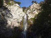 Sturtevant Falls near Pasadena California — Stock Photo