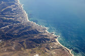 Laguna Beach California Aerial — Stock Photo