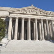 Stock Photo: National Archives Building Washington DC