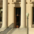 Courthouse Steps — Stock Photo