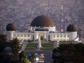 Los Angeles Observatory — Stock Photo