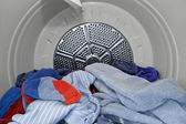 In the Dryer. — Stock Photo