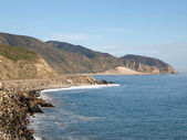 Southern California Coast — Stock Photo