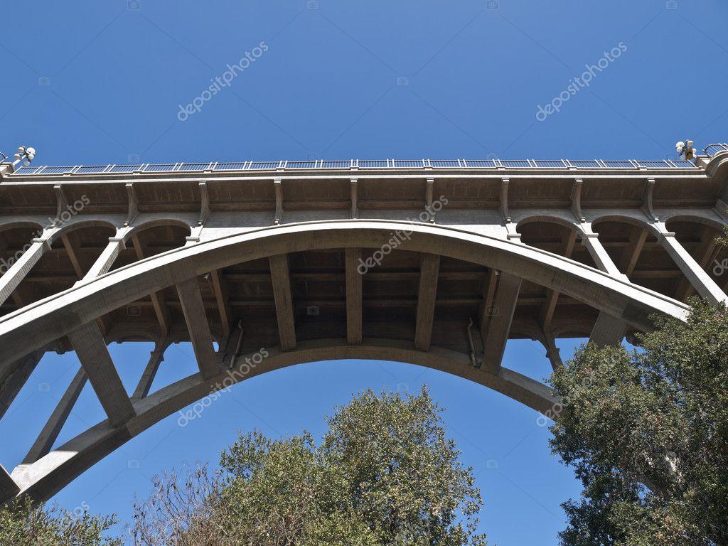 Pasadena california ponte di colorado blvd foto stock for Piani di progettazione di ponti gratuiti