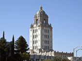 Beverly Hills City Hall — Stock Photo