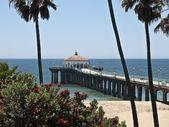Manhattan Beach California — Stock Photo