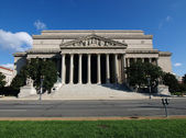 National Archives Washington DC — Stock Photo