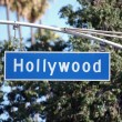 Hollywood Signage — Stock Photo #7993423