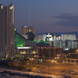 Las Vegas Strip Dusk — Stock Photo