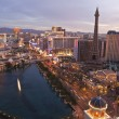 Sunrise on the Strip - Foto Stock