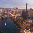 Sunrise on the Strip - Stock Photo