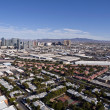 Vegas Balcony View - Stock Photo
