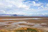 Zzyzx Muddy Dry Lake — Stock Photo