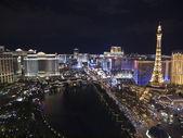 Las Vegas Strip Late Night — Stock Photo